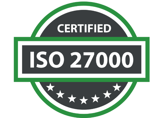 Certified ISO